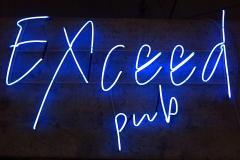 Exceed pub